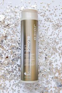 Blonde life shampoo bottle