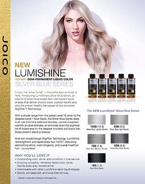 lumishine liquid silver blue series fact sheet pdf cover